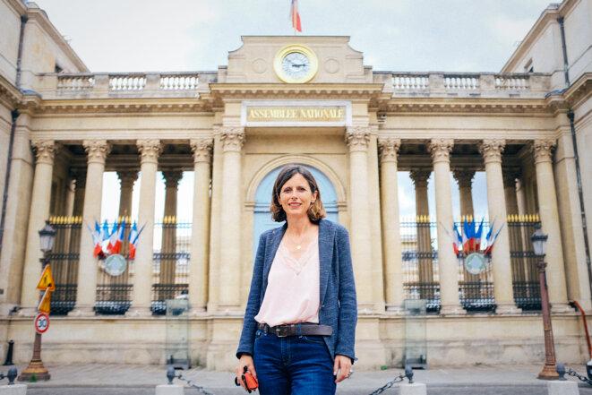 Emmanuelle Ménard © Loup Espargilière