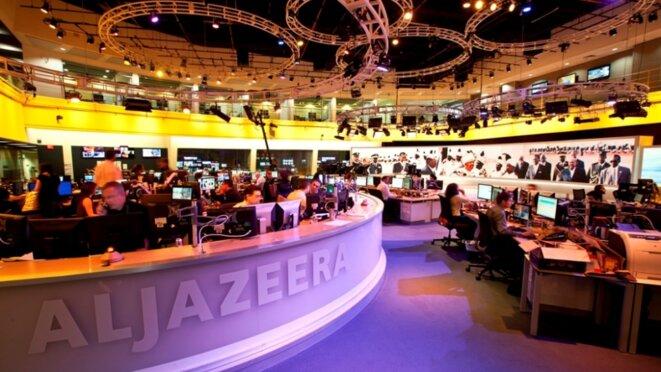 Chaine d'information Al Jazeera