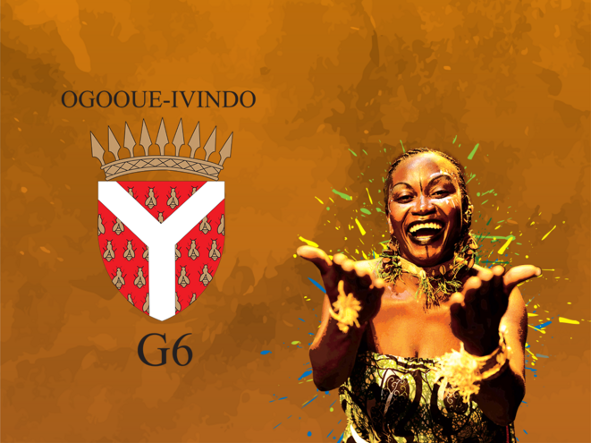 Samedi 12 août : L'OGOOUE-IVINDO