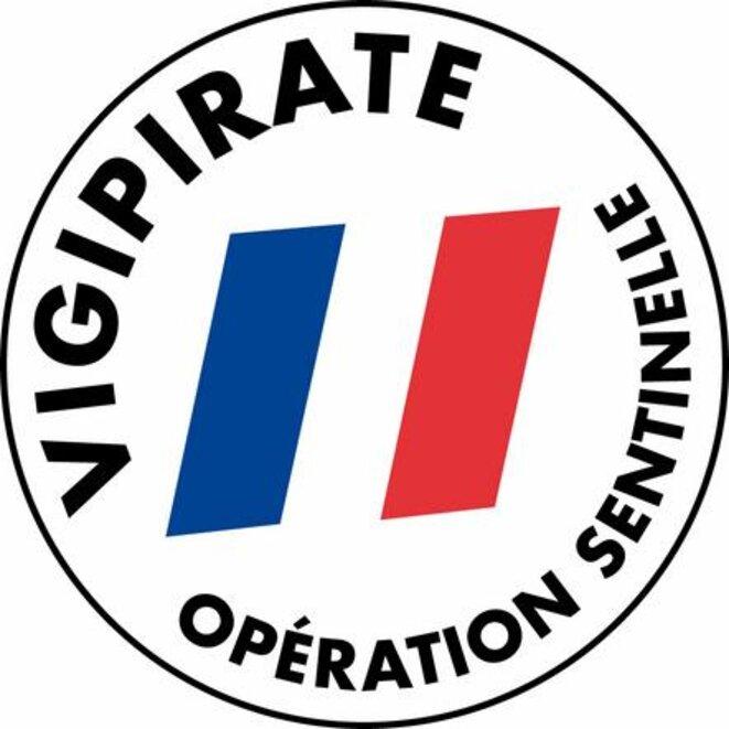Logo de l'opération Sentinelle © Ministère des Armées (France)