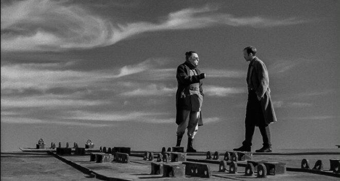 9 Doigts, de F.J. Ossang © Festival du Film Locarno