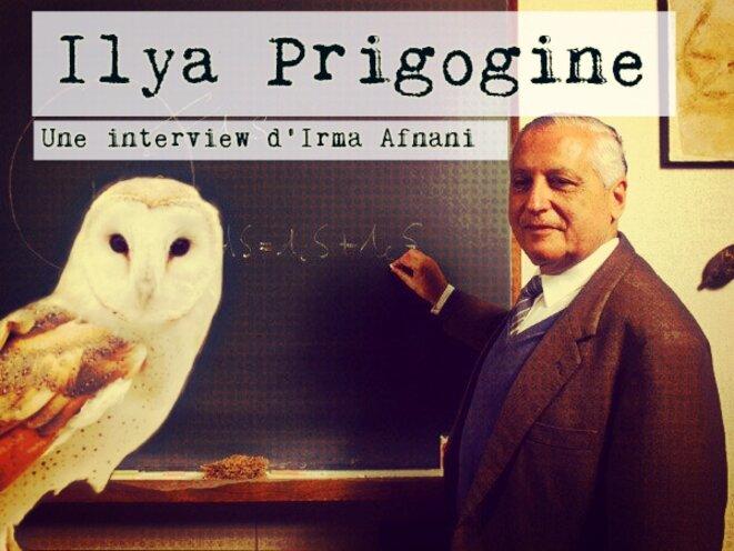 interview-menteuse de Prigogine par I. Afnani