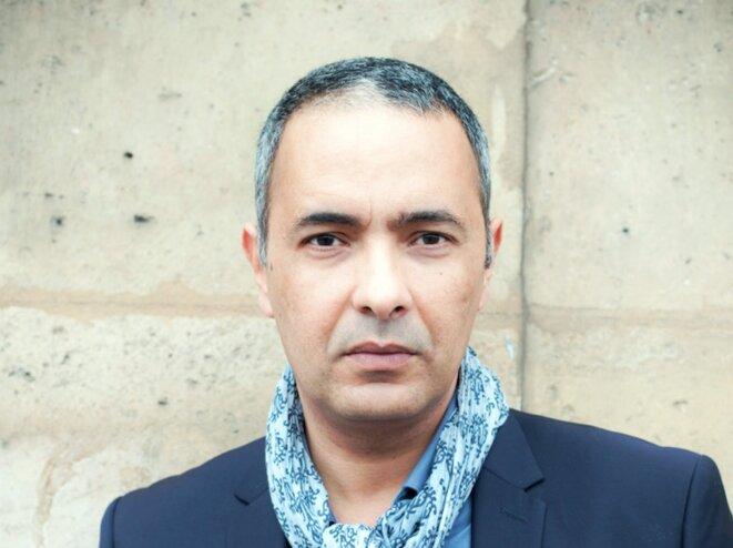 Kamel Daoud © Renaud Monfourny