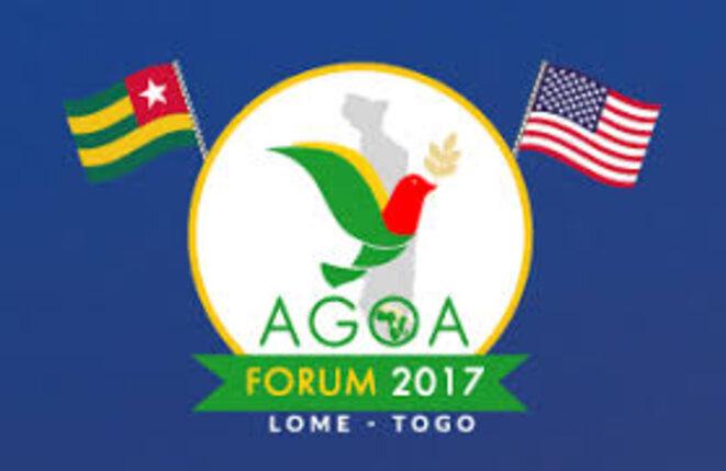 Agoa logo Forum Lome