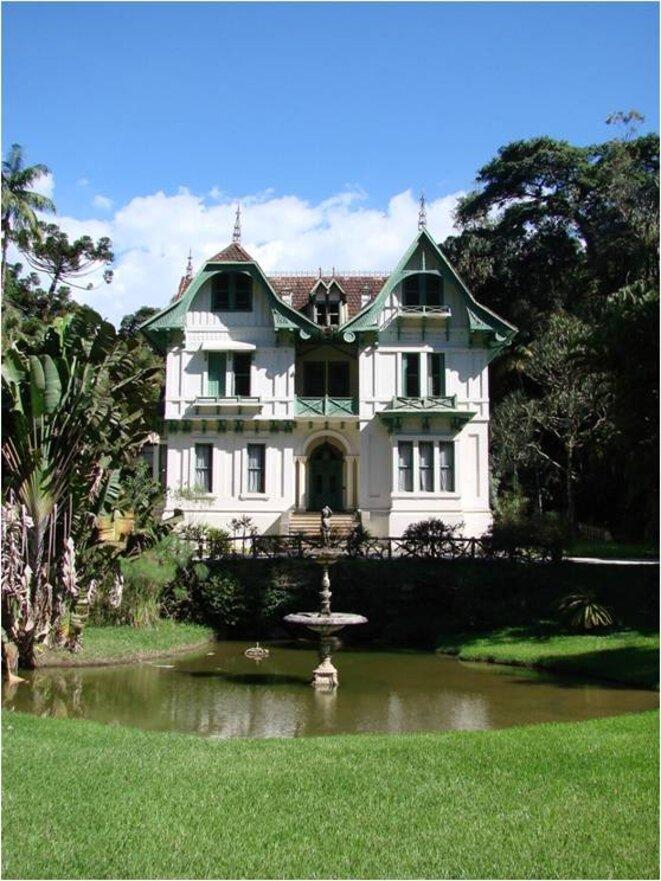 Petrópolis, Casa dos Sete Erros