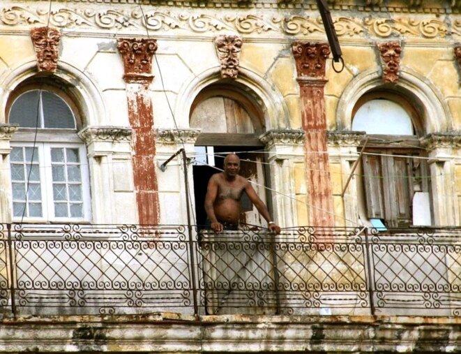 Centro Habana. © Elia Imberdis.