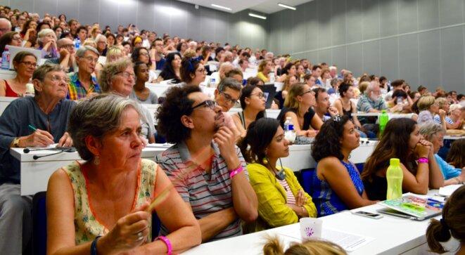 ESU2017 - Université d'été Européenne des Mouvement Sociaux à Toulouse © Mélanie Poulain
