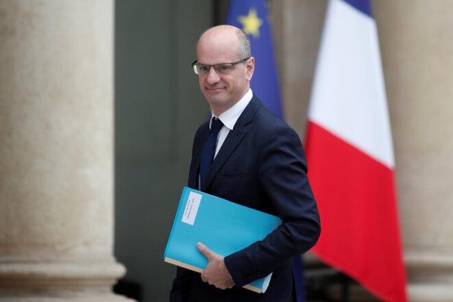 Jean-Michel Blanquer, le 24 mai 2017 © Reuters