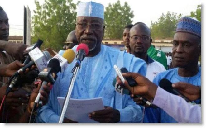 Amadou Djibo Ali