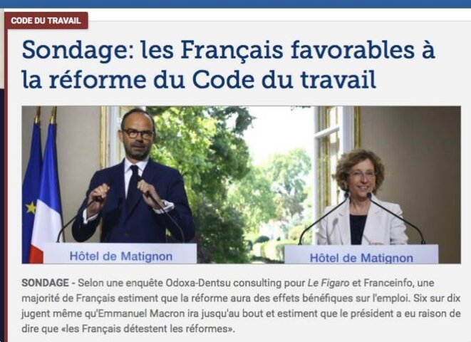 Une du Figaro.fr, vendredi 1 er septembre vers 7 h 00