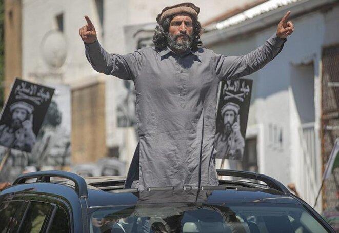 """Haissam Haqqani, personnage de la saison 4 de la série """"Homeland"""" © DR"""