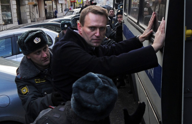 Alexey Navalny © Gorlovka.Today
