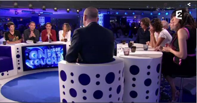 France 2, ONPC le 2 septembre [capture d'écran]