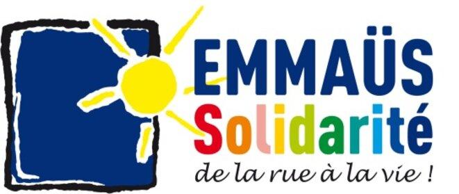 Logo association Emmaüs