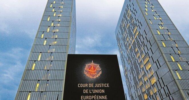 La CJUE à Luxembourg © Ar Kirchberg