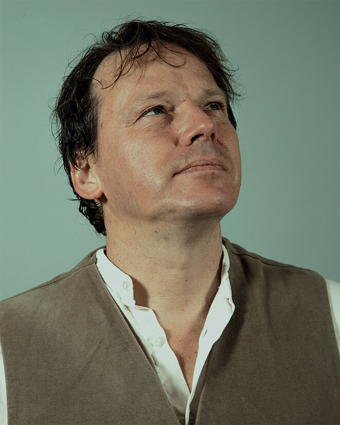 David Graeber © Kalpesh Lathigra
