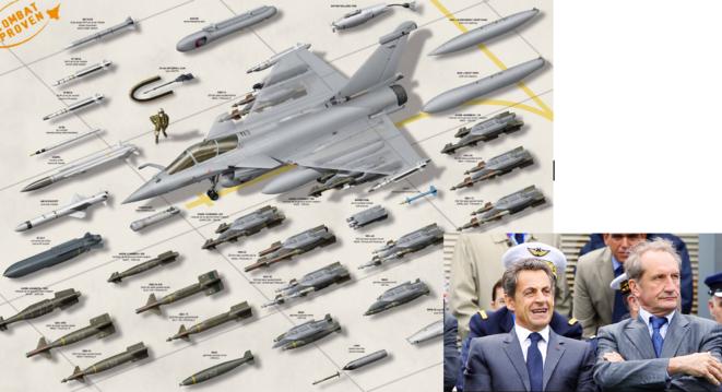 © Dassault Aviation-SNECMA-Thalès & F. Mori AFP