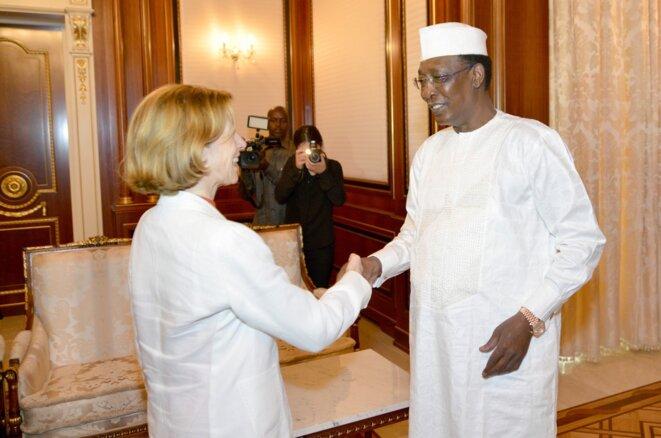 Inauguration du quartier général de la force conjointe du G5 Sahel — Mali