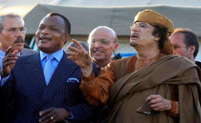Le Chef de l'Etat congolais, Denis Sassou N'Guesso, a été désigné par ses paires Président du Comité de Haut Niveau de l'Union Africaine (UA) sur la Libye. C'était le 8 novembre 2016 à Addis-Abeba, en Ethiopie.  Read more at http://www.congo-autrement.com/blog/accueil/afrique-denis-sassou-n-guesso-designe-president-du-comite-de-haut-niveau-de-l-union-africaine-sur-la-libye.html#6KJG0E1l0MBOdKtC.99