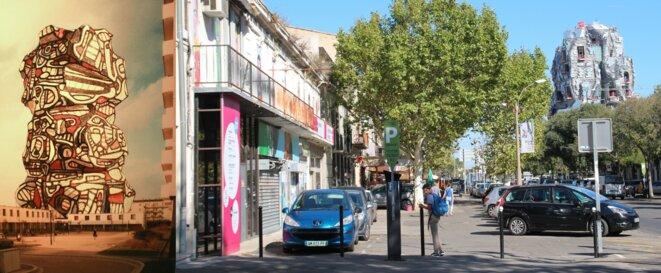 Arles Dubuffet Gehry