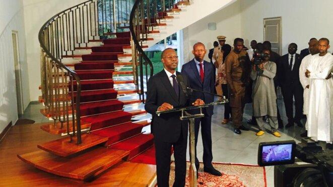 Annonce de la composition du gouvernement sénégalais