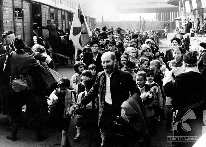 """Korczak"" d'Andrzej Wajda © Éditions Montparnasse"