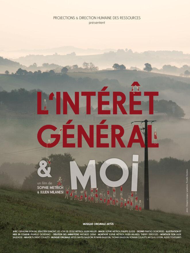 L'intérêt général et moi © Sophie Metrich et Julien Milanesi