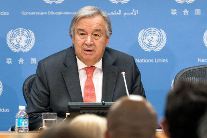 Le-Secrétaire-général-des-Nations-Unies-António-Guterres