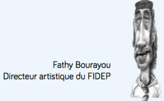 Fathy Bourayou © dossier de presse du FIDEP