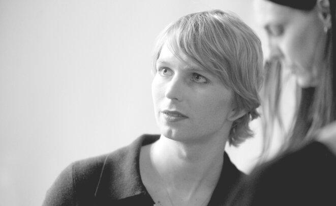 Chelsea Manning © Dennis Van Tine - Sipa via AP