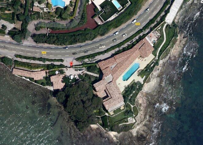 Villa La grande Pointe (Ste Maxime)