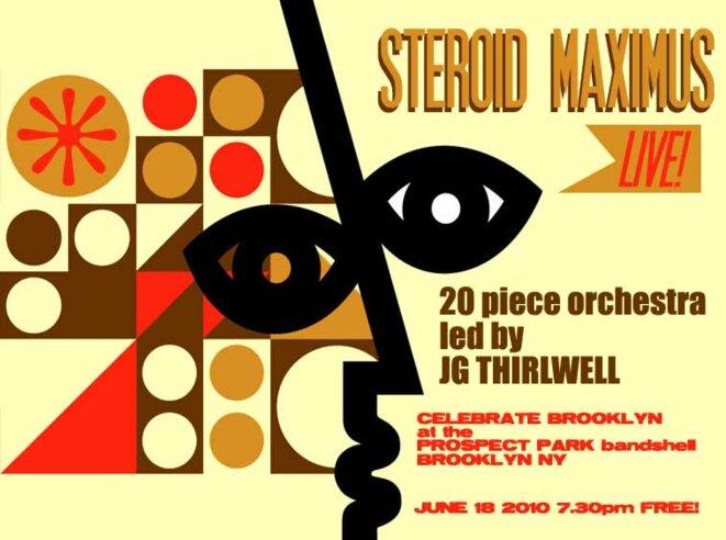 Steroid Maximus © DR