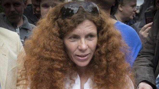 Yulia Latynina © Novaïa gazeta