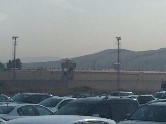 La prison de Sincan