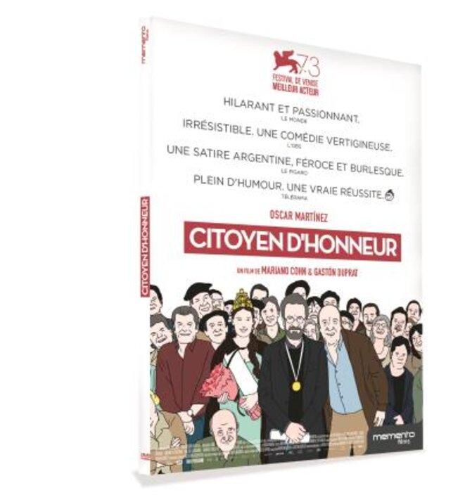 citoyen-d-honneur-dvd