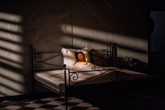 "Scènde de ""Tarkovski, le corps du poète"" © Jean-Louis Fernandez"