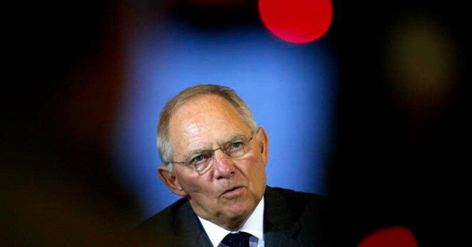 Wolfgang Schäuble en 2013 © Reuters