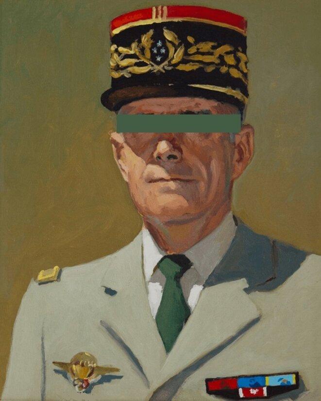 Le K. général devenu particulier © X