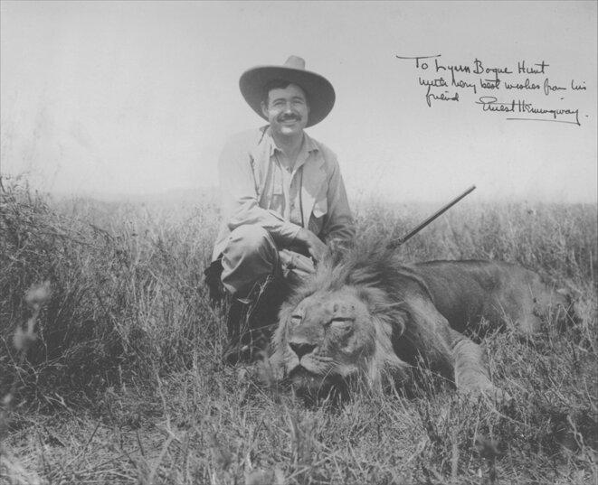 Hemingway, 1934