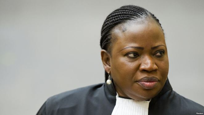 La procureure de la CPI, Fatou Bensouda © Reuters