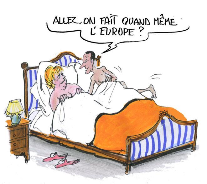 Europe © Calvi
