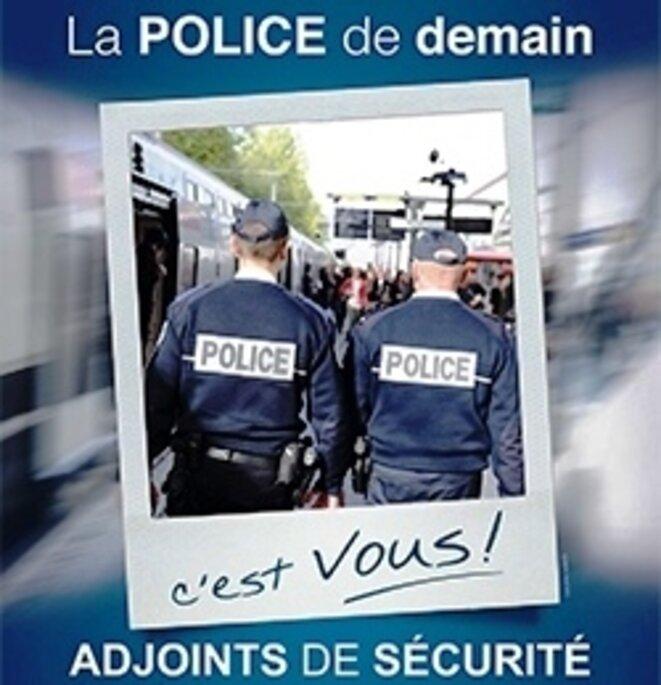 ADS © Ministère de l'Intérieur (France)