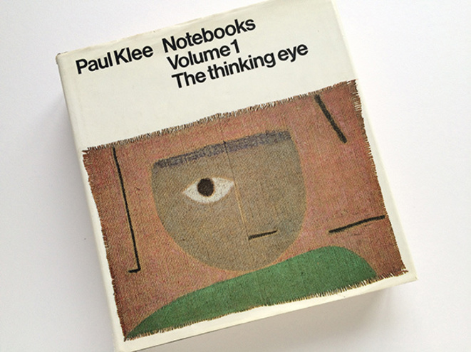 Paul Klee Notebooks: Volume #1, The thinking eye
