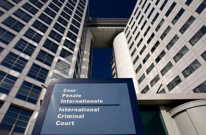 Les anciens bâtiments de la CPI, à La Haye, où Ocampo a travaillé. © Jerry Lampen/Reuters