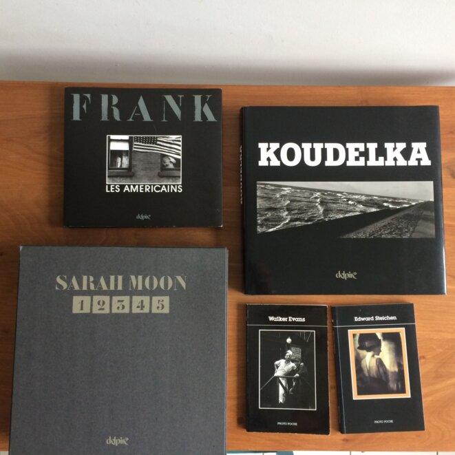 Frank, Koudelka, Sarah Moon et les autres… © Fabienne Siegwart
