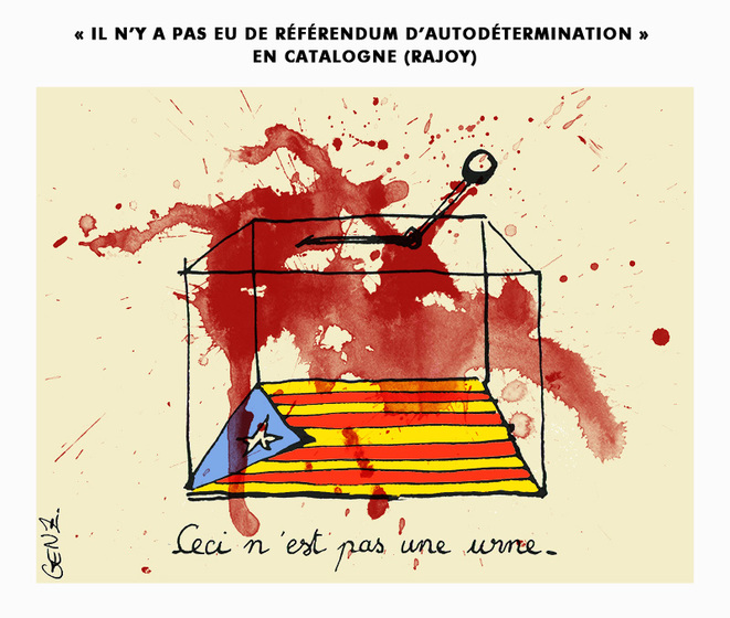 * D'après René Magritte. © Laura Genz