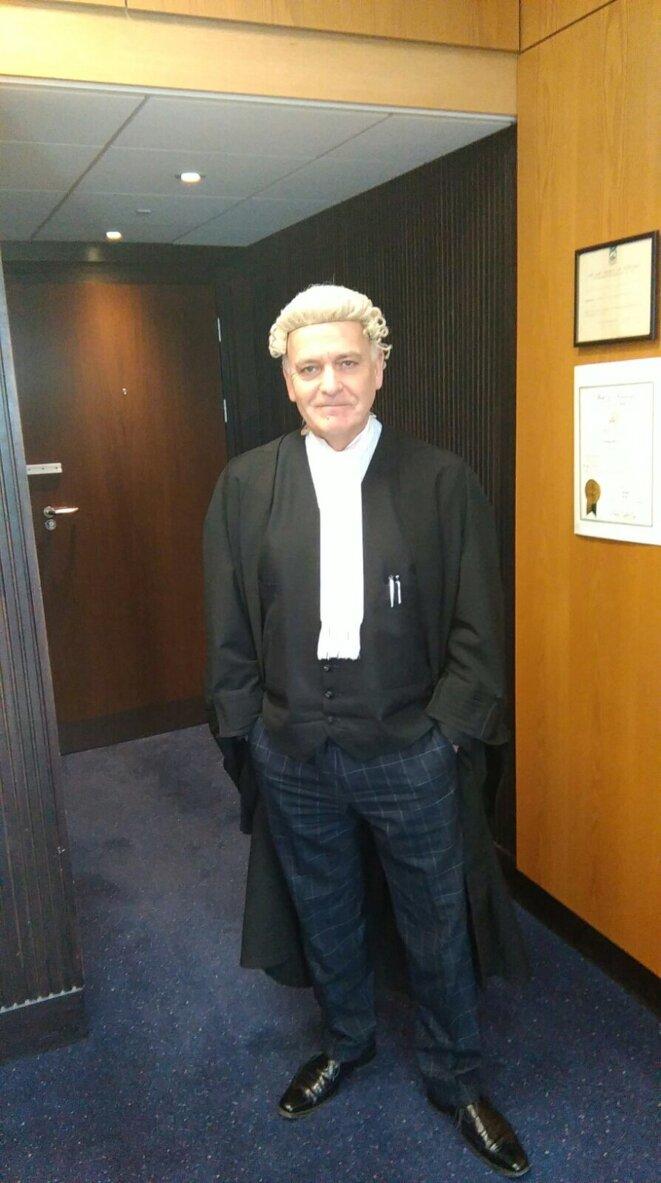 Le sheriff Lindsay Wood est l'un des deux juges de la Glasgow Drug Court. ©Sheriff Lindsay Wood