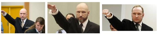 Behring Breivik - Nazi