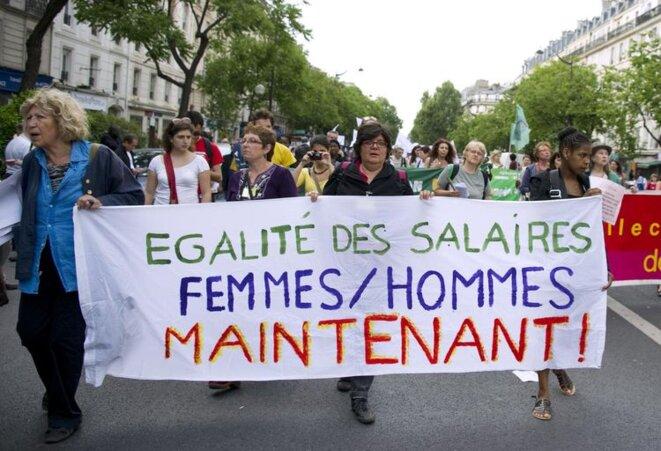 La plus flagrante des inégalités en matière de protection sociale est celle entre femmes et hommes