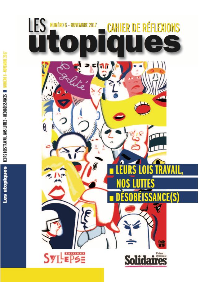 « Les Utopiques » n°6, novembre 2017
